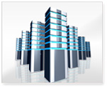 Web Hosting Services Image.